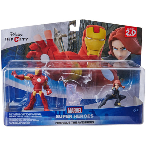 Disney Infinity 2.0: Marvel Super Heroes - Marvel's The Avengers Play Set [Cross-Platform Accessory]
