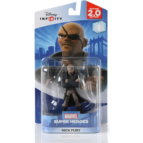 Disney Infinity 2.0: Marvel Super Heroes - Nick Fury [Cross-Platform Accessory]