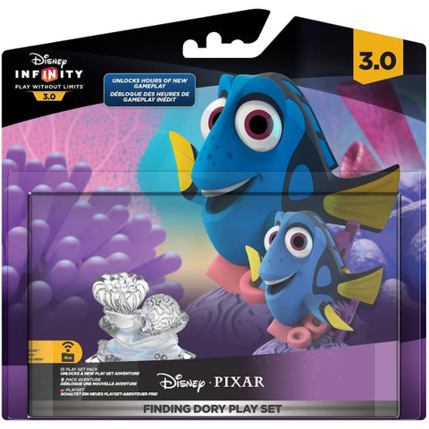 Disney Infinity 3.0: Disney Pixar's Finding Dory Play Set [Cross-Platform Accessory]