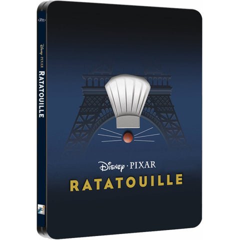 Disney Pixar's Ratatouille - Limited Edition SteelBook [3D + 2D Blu-ray]