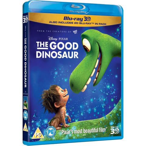 Disney Pixar's The Good Dinosaur [3D + 2D Blu-ray]