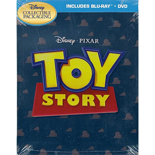 Disney Pixar's Toy Story - Limited Edition SteelBook [Blu-ray + DVD]