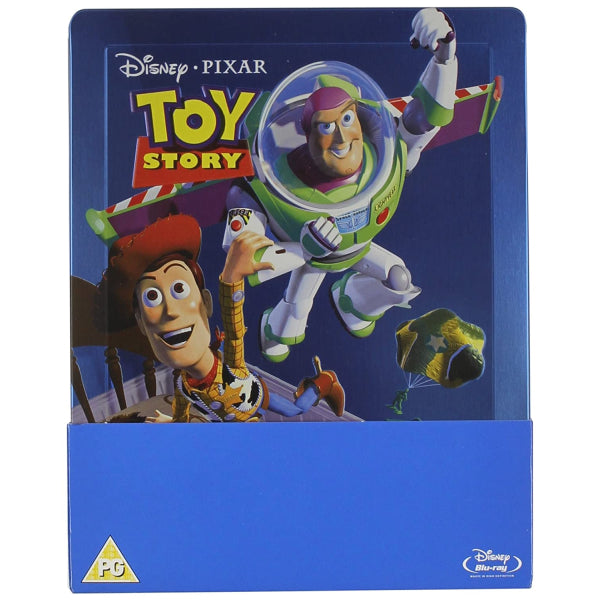 Disney Pixar Toy Story - Limited Edition Collectible SteelBook [Blu-Ray]