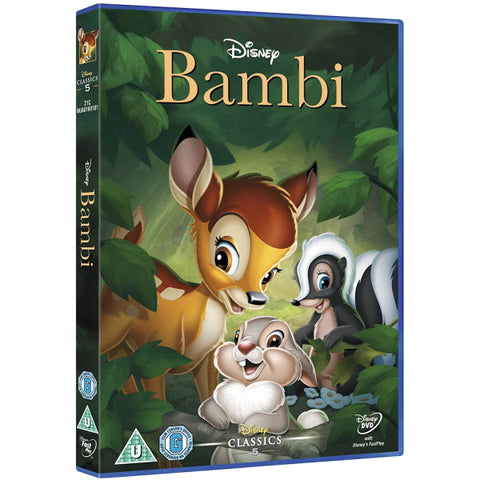 Disney's Bambi [Blu-ray]