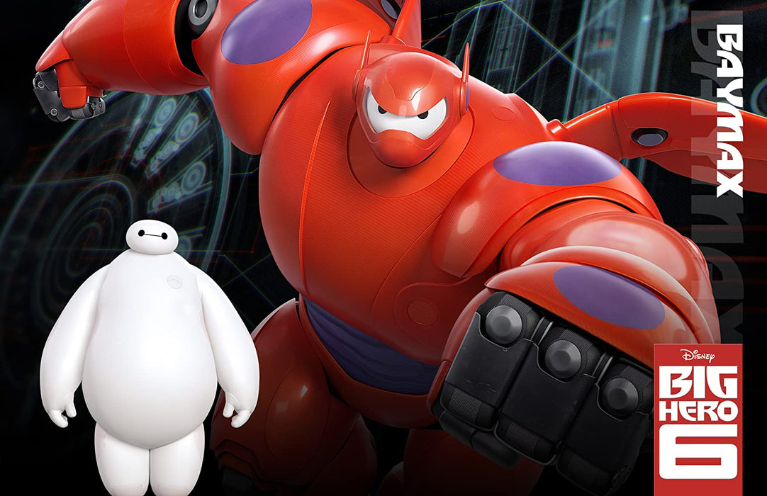 Disney's Big Hero 6 - Limited Edition SteelBook [3D + 2D Blu-ray]