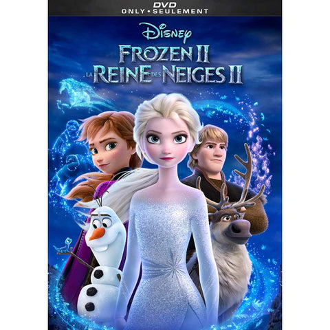 Disney's Frozen II [DVD]