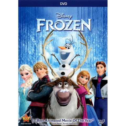 Disney's Frozen [DVD]