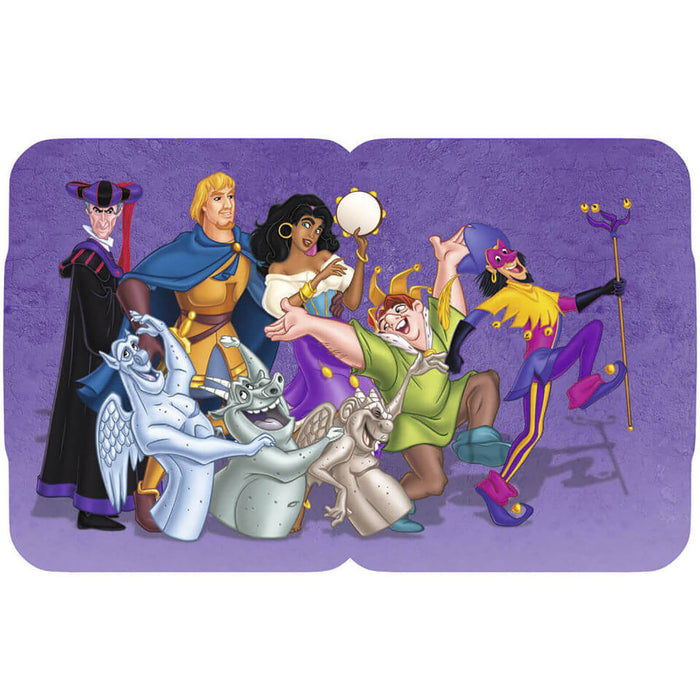 Disney's The Hunchback of Notre Dame - Limited Edition SteelBook [Blu-ray]