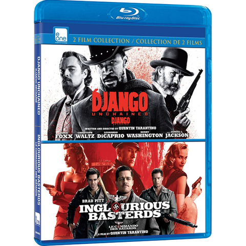 Django Unchained / Inglourious Basterds [Blu-Ray 2-Movie Collection]