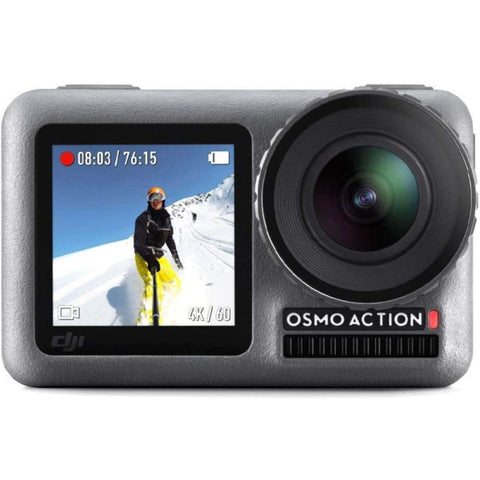 DJI Osmo Action 4K Waterproof Camera [Electronics]