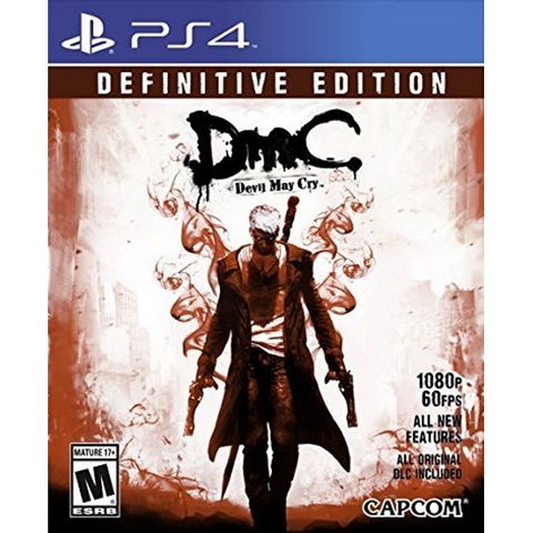 DMC: Devil May Cry - Definitive Edition [PlayStation 4]