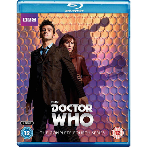 Doctor Who: The Complete Fourth Series [Blu-Ray Box Set]