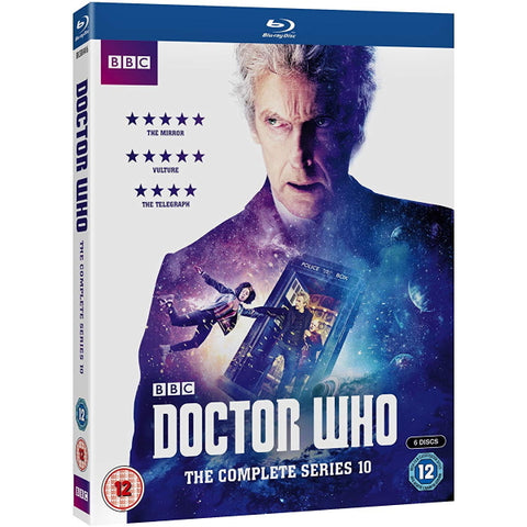 Doctor Who: The Complete Series 10 [Blu-Ray Box Set]