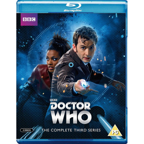 Doctor Who: The Complete Third Series [Blu-Ray Box Set]