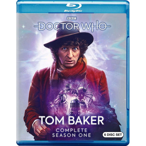 Doctor Who: Tom Baker - Complete Season One [Blu-Ray Box Set]