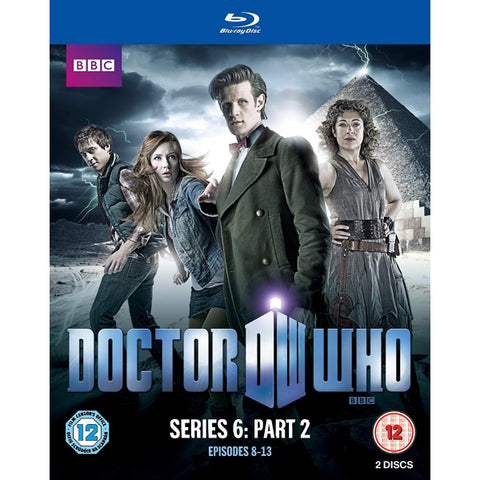 Doctor Who: Series 6 - Part 2 [Blu-Ray Box Set]