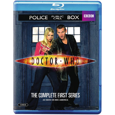Doctor Who: The Complete First Series [Blu-Ray Box Set]
