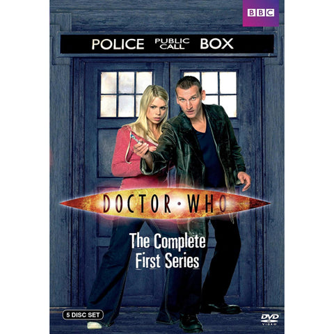 Doctor Who: The Complete First Series [DVD Box Set]
