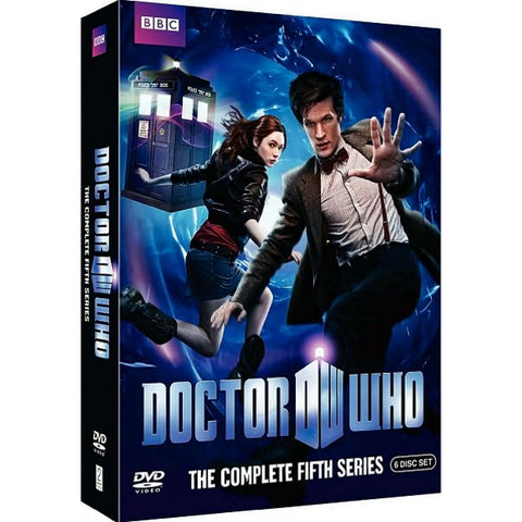 Doctor Who: The Complete Fifth Series [DVD Box Set]