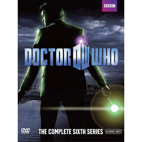 Doctor Who: The Complete Sixth Series [DVD Box Set]