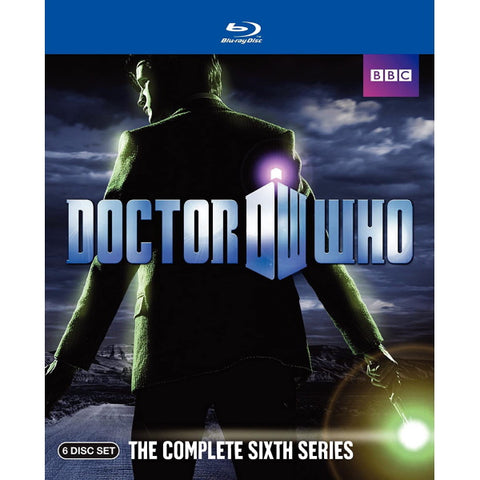 Doctor Who: The Complete Sixth Series [Blu-Ray Box Set]