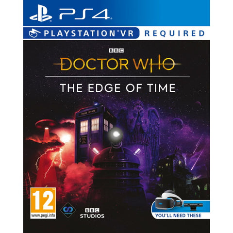 Doctor Who: The Edge Of Time - PSVR [PlayStation 4]