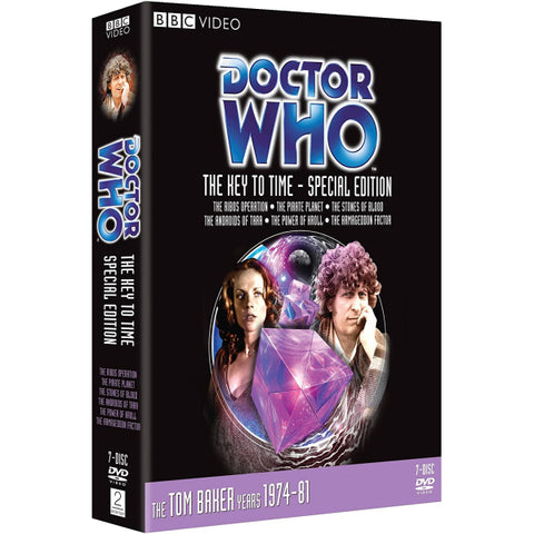 Doctor Who: The Key To Time - Special Collector's Edition [DVD Box Set]