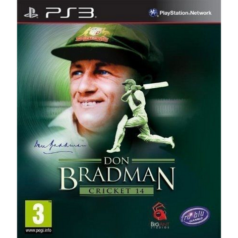 Don Bradman Cricket 14 [PlayStation 3]