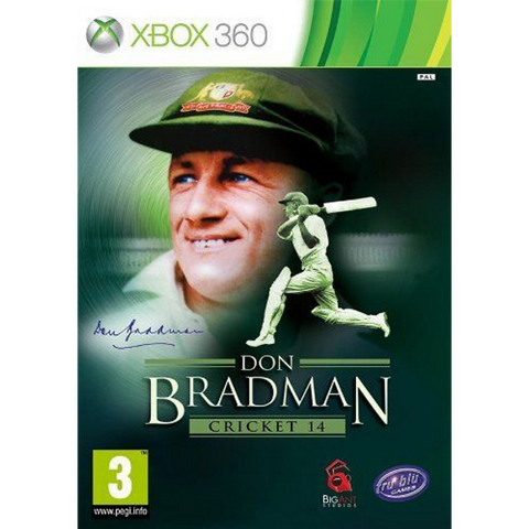 Don Bradman Cricket 14 [Xbox 360]