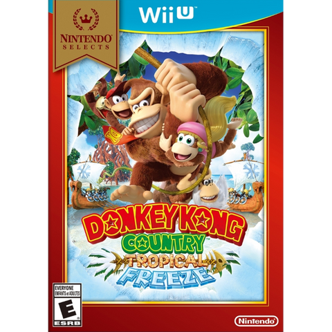 Donkey Kong Country: Tropical Freeze [Nintendo Wii U]
