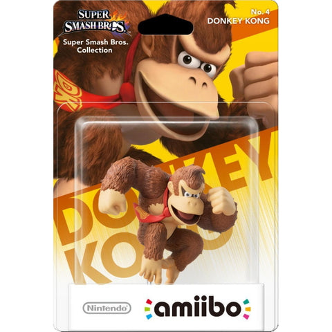 Donkey Kong Amiibo - Super Smash Bros. Series [Nintendo Accessory]