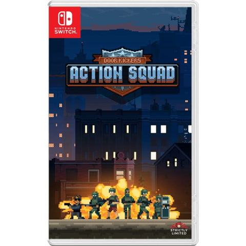 Door Kickers: Action Squad [Nintendo Switch]