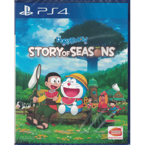 Doraemon: Story of Seasons [PlayStation 4]
