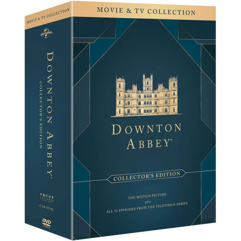 Downton Abbey: Movie & TV Collection - Collector's Edition [DVD Box Set]