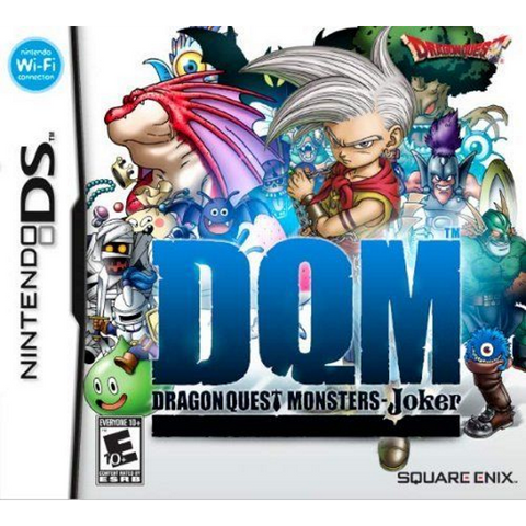 Dragon Quest Monsters: Joker [Nintendo DS DSi]