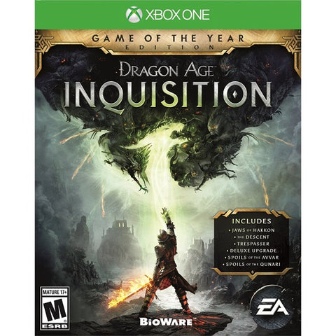 Dragon Age: Inquisition - Game of the Year Edition [Xbox One]