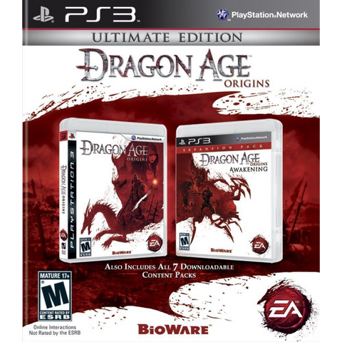 Dragon Age: Origins - Ultimate Edition [PlayStation 3]