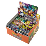 Dragon Ball Super TCG: Galactic Battle Booster Box - 24 Packs [Card Game, 2 Players]