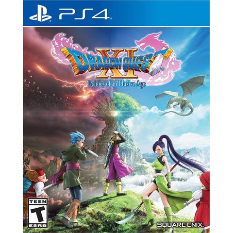 Dragon Quest XI: Echoes of an Elusive Age [PlayStation 4]