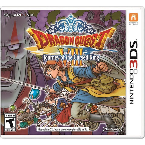 Dragon Quest VIII Nintendo 3DS
