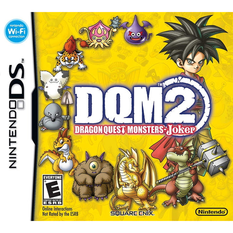 Dragon Quest Monsters: Joker 2 [Nintendo DS DSi]