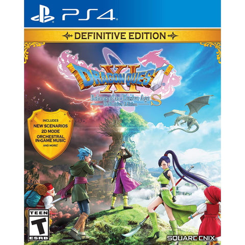 Dragon Quest XI S: Echoes of an Elusive Age - Definitive Edition [PlayStation 4]