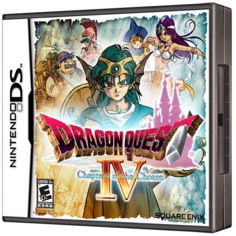 Dragon Quest IV: Chapters Of The Chosen [Nintendo DS DSi]