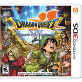 Dragon Quest VII: Fragments of the Forgotten Past [Nintendo 3DS]