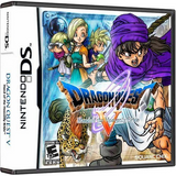 Dragon Quest V: Hand of the Heavenly Bride [Nintendo DS DSi]