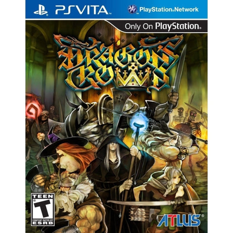 Dragon's Crown - Sony PS Vita