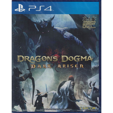 Dragon's Dogma: Dark Arisen [PlayStation 4]