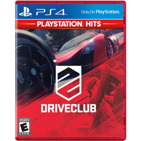 Driveclub [PlayStation 4]