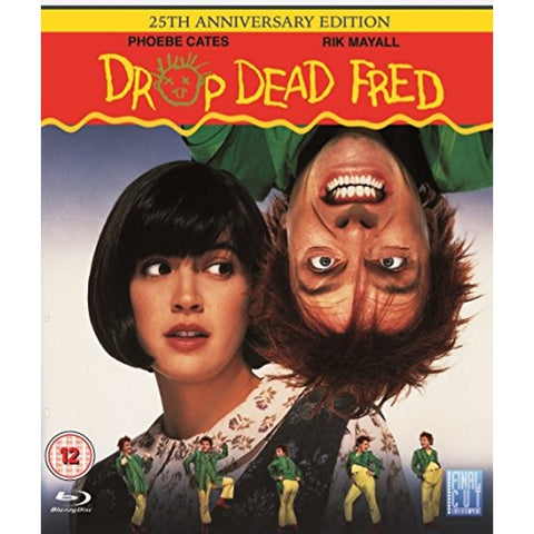 Drop Dead Fred - 25th Anniversary Edition [Blu-Ray]