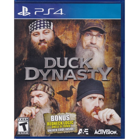 Duck Dynasty [PlayStation 4]